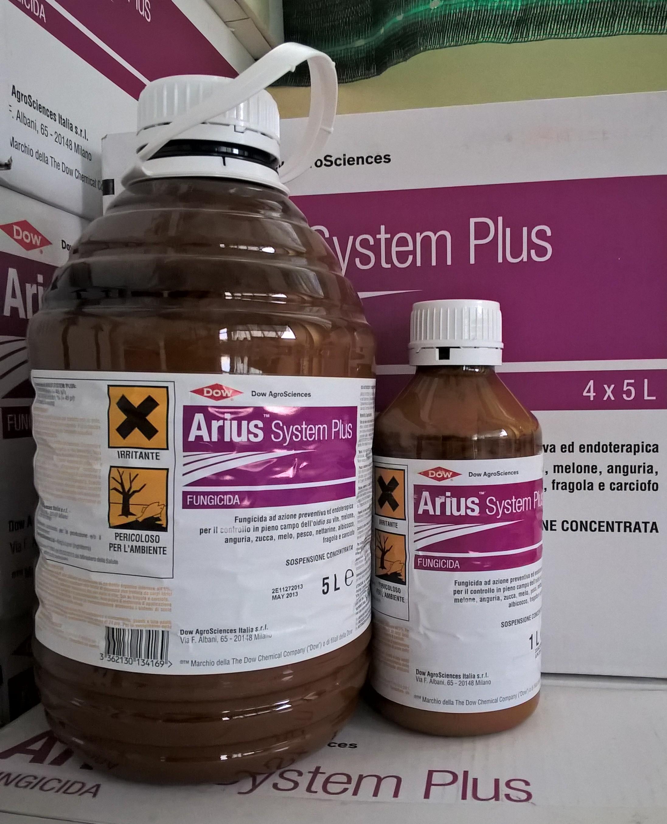 immagine arius system plus