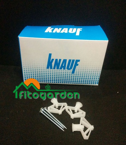img tassello nylon con vite Knauf